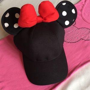 Disney Minnie Mouse Cap/Hat